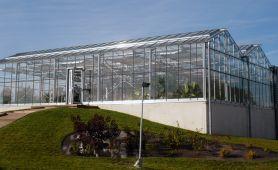 Vu dans la presse : des serres spécifiques CMF pour des stations d'épurations écologiques