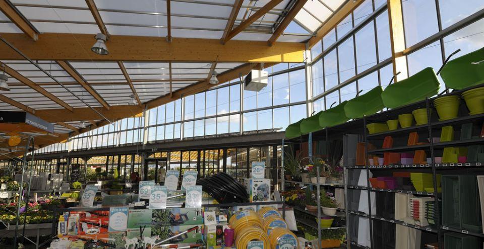 Intérieur jardinerie_Jardiland Basse Goulaine