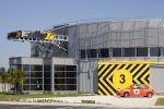 Entrée Batiment ELLIP6_Centre de loisirs simulations 3D