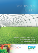 Plaquette Serres plastique Tunnel