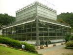 Serre du jardin botanique de la reine Sirikit en Thailande