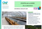EPLEFPA de la Lozere_référence groupe CMF_La Canourgue