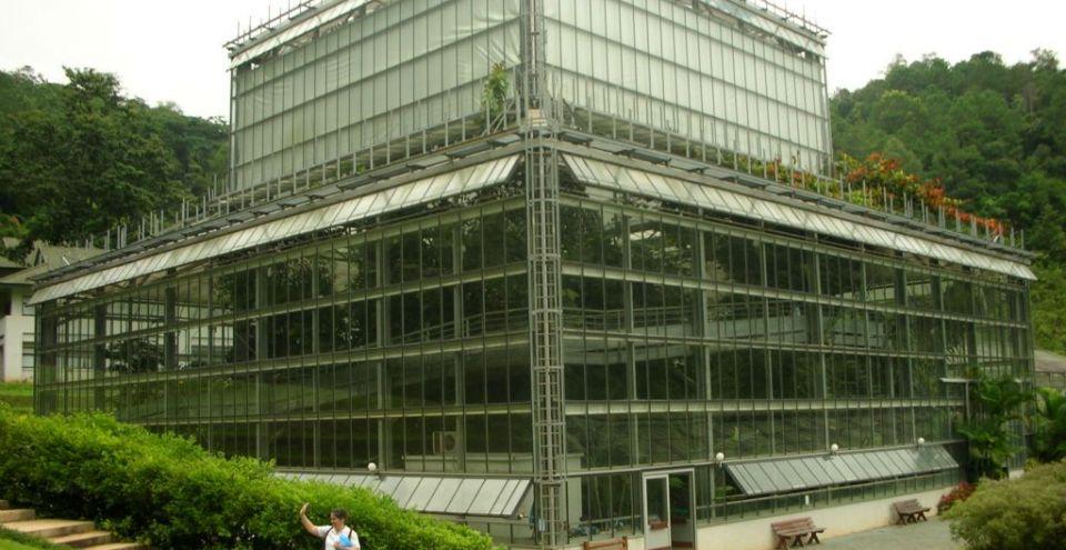 Jardin botanique de la Reine Sirikit enThailande