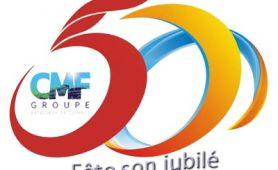 Logo CMF 50 ans