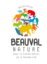 Logo association Beauval nature