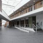 Toiture et aménagement lycée public de beaupreau