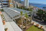 Serres du Jardin exotique de Monaco