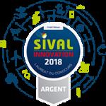 Log Sival Innovation Réseau Argent 2018