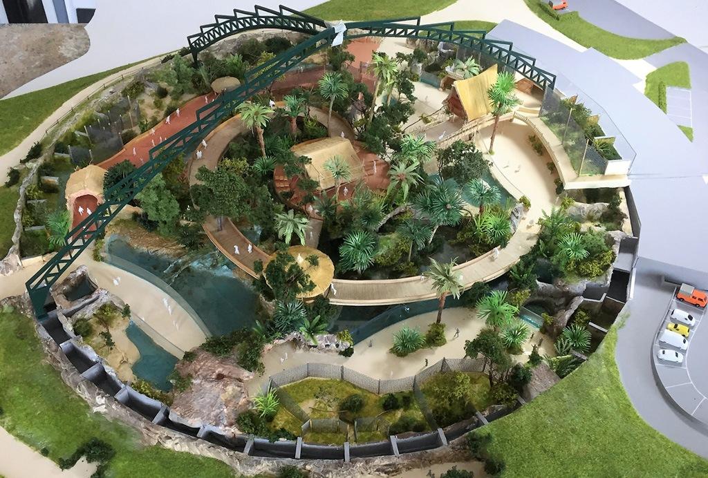 Dôme Zoo de Beauval Projet d'exception