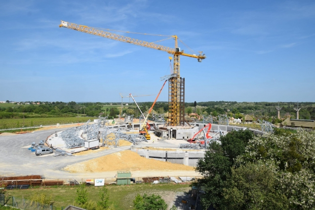 Chantier dome Beauval_ 18 05 18