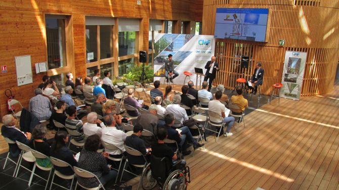 Conférence gestion du climat par CMF