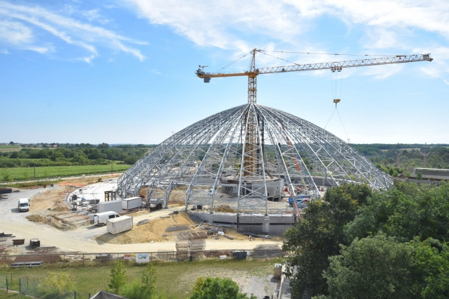 Chantier dome_29 juin
